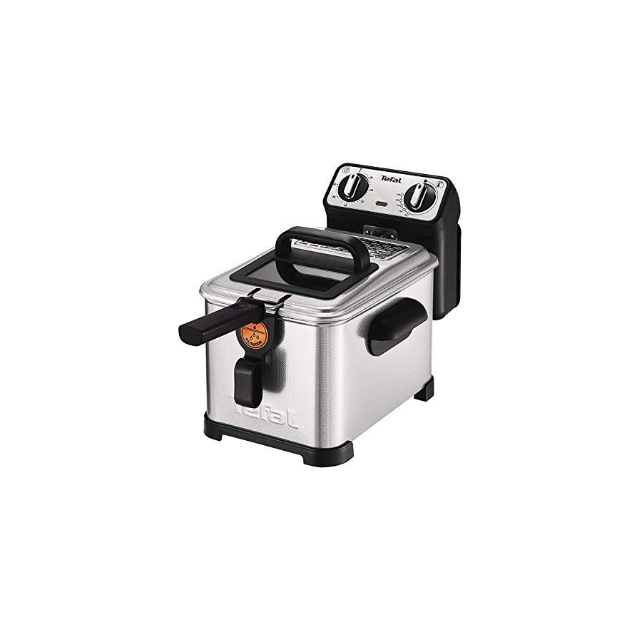 Tefal fr5101 Friteuse Filtra Pro Inox and Design, minuterie