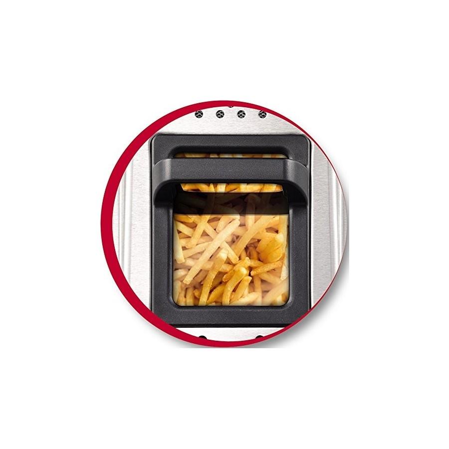 Moulinex Easy Pro 3 L Friteuse classique 2 300 W 2 niveaux de