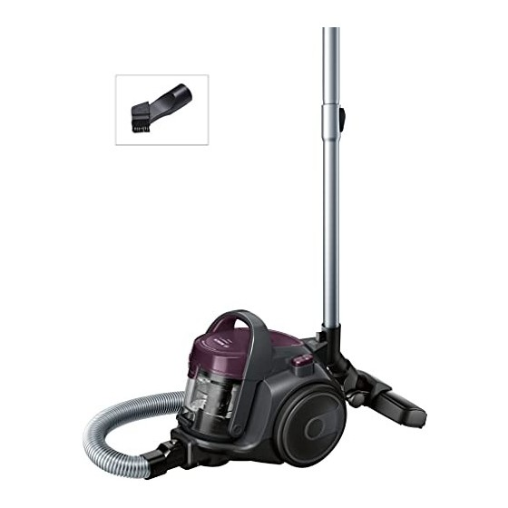 Bosch Série 2 Aspirateur sans sac BGC05AAA1 – Aspirateur au