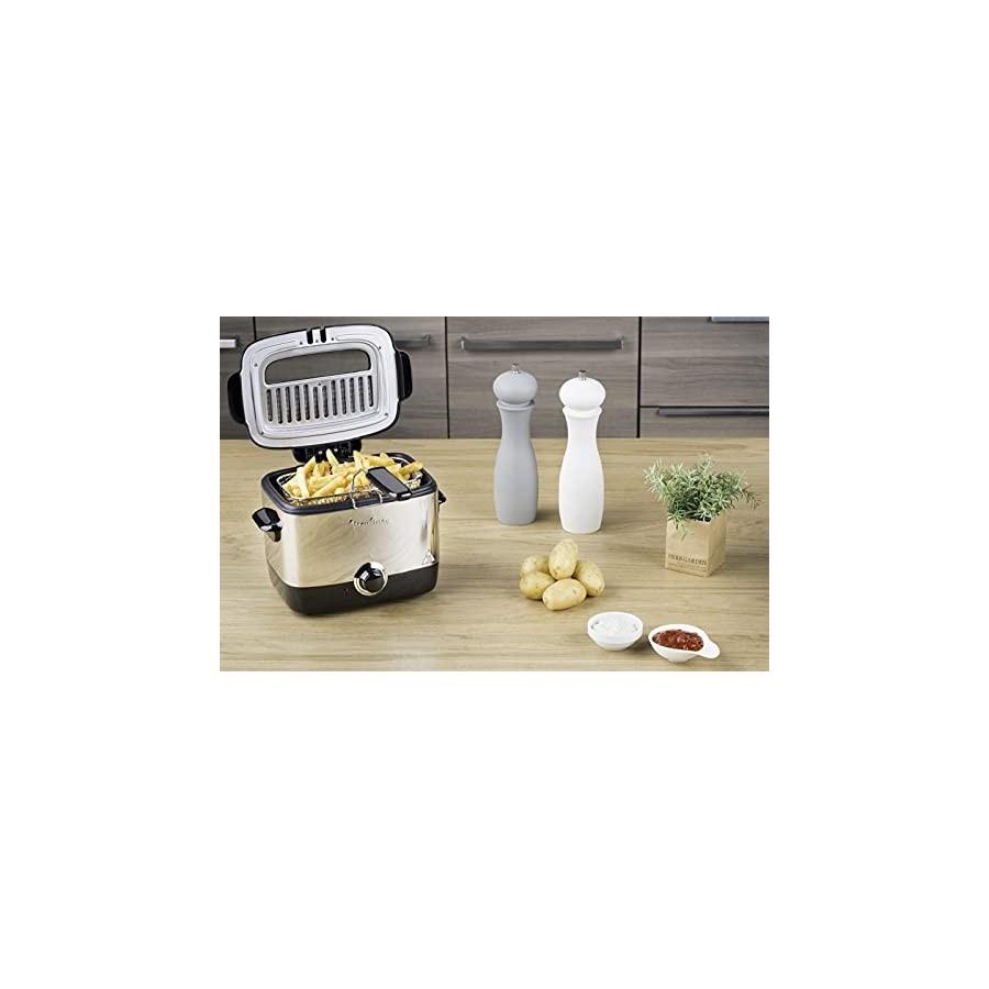 Moulinex Minifrito Friteuse classique, 1 L, 600 g de frites