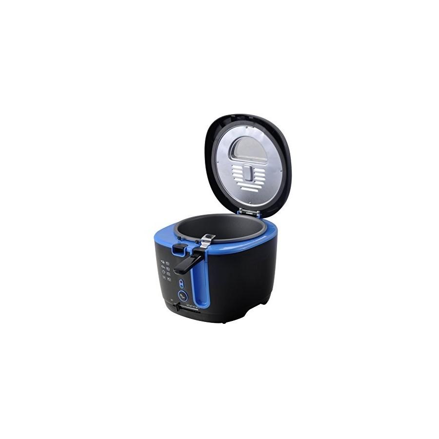 TRIOMPH 3700104515406 ETF1540 Friteuse électrique, 1800 W, 2.5