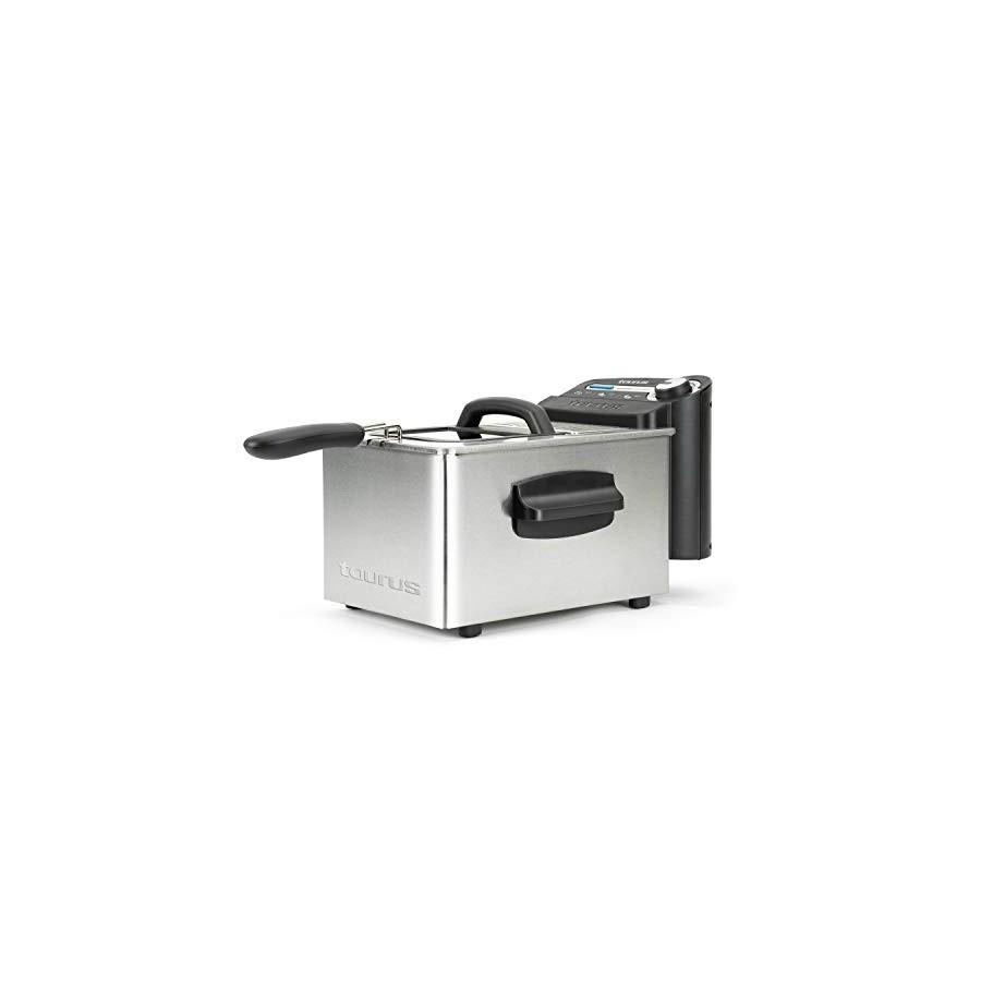 Taurus Professional 3 Plus Compact - Friteuse électrique 2100W