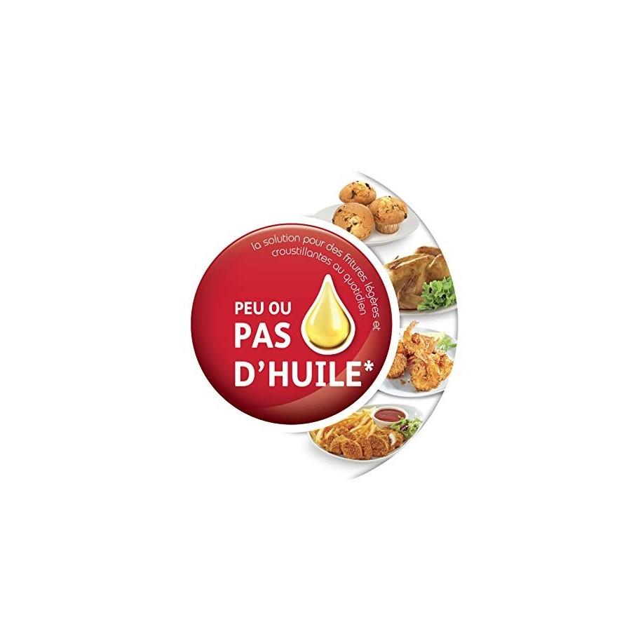 Moulinex Easy Fry Digital Friteuse Sans Huile Capacité XL 6