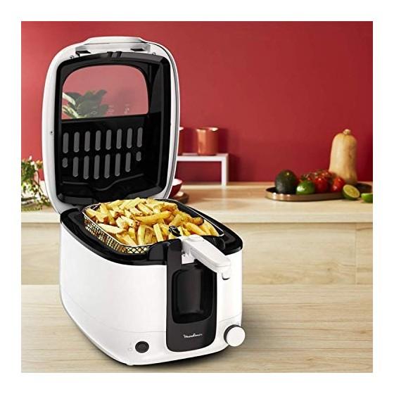 Moulinex Super Uno Friteuse 2,2L Capacité 1,5 kg frites 1800 W