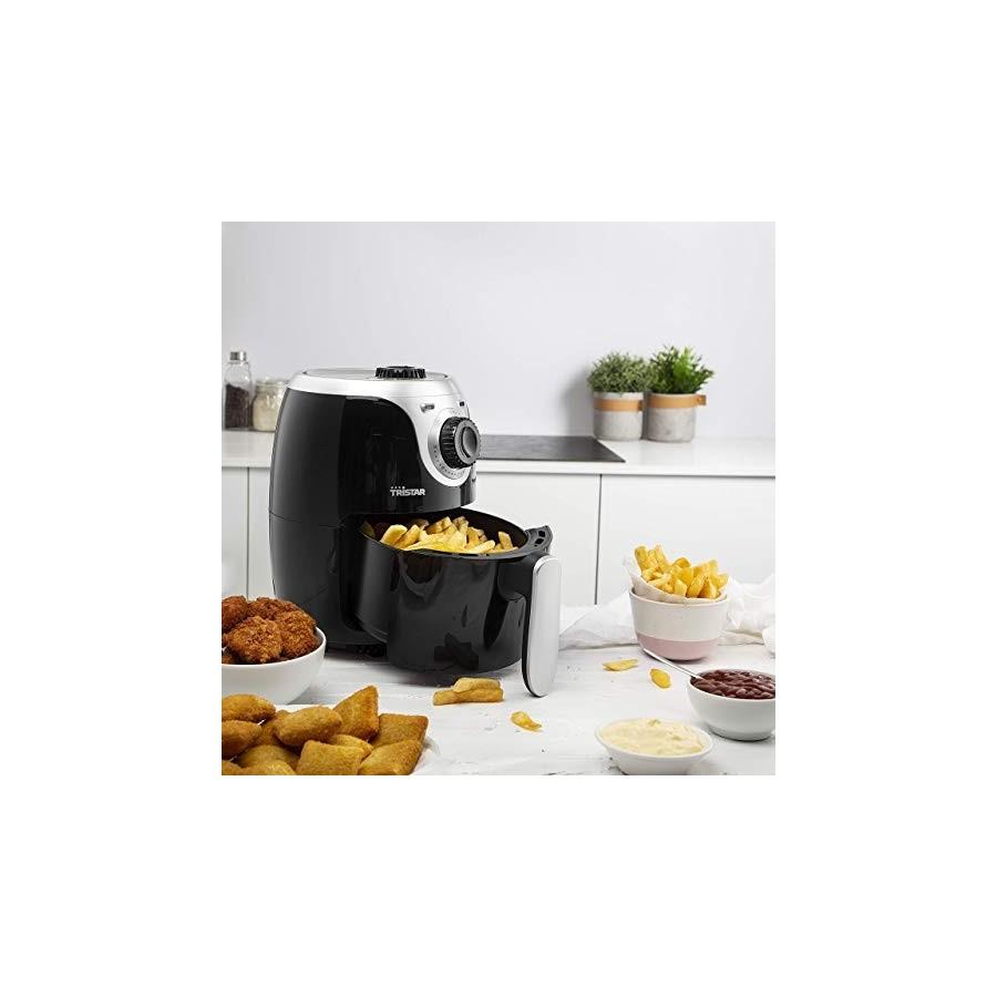 Friteuse sans huile Tristar Crispy FR-6980 - Pour 2 personnes -