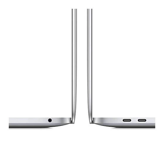 2020 Apple MacBook Pro avec Apple M1 Chip  13Pouces, 8Go RAM, 512Go SSD  - Argent