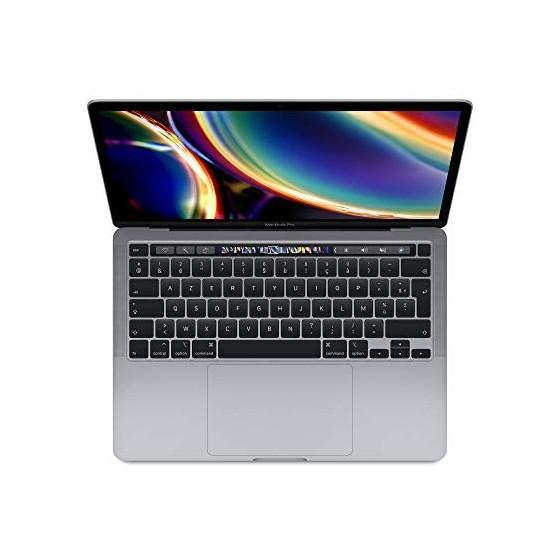 2020 Apple MacBook Pro  13Pouces, Processeur Intel Corei5, 16Go RAM, 1to Stockage SSD, Magic Keyboard, Quatre Ports Thund