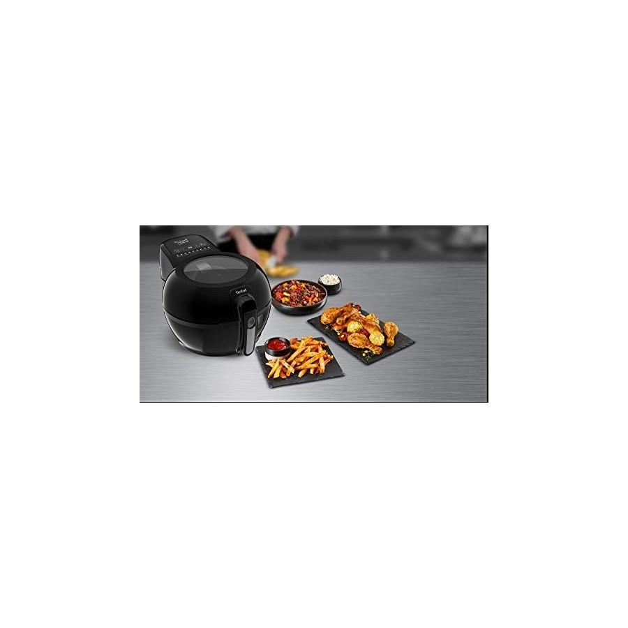 Tefal FZ7738 ActiFry Genius+ Friteuse à air Chaud, Noir