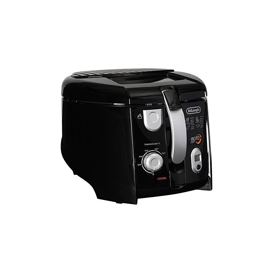 Delonghi F28533.BK Friteuse domestique Noir 1,3 L 1800 W